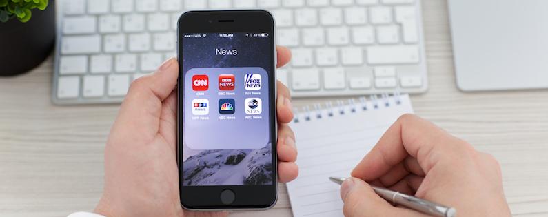 Cómo agregar y eliminar elementos que está siguiendo en Noticias