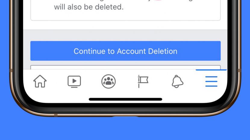 Temporalmente facebook desactivar Servicio de