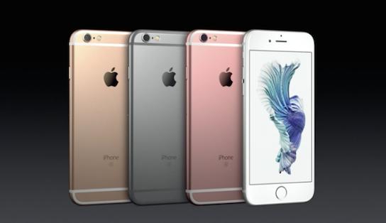 IPhone de oro rosa
