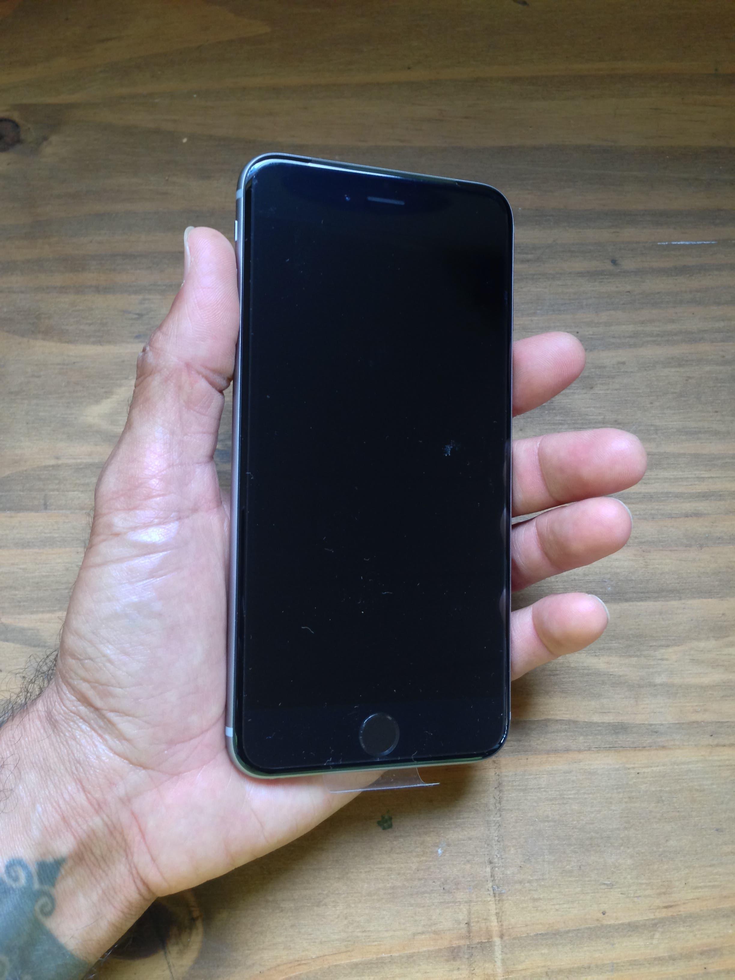 Hola iPhone 6 Plus: Primeras impresiones y unboxing