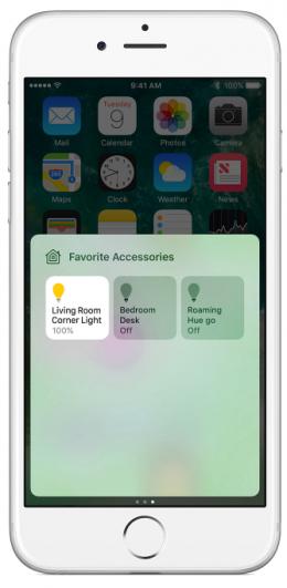 cómo usar homekit con iOS 10